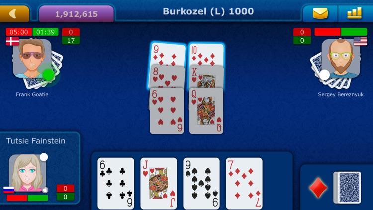 Online Bura LiveGames screenshot-3