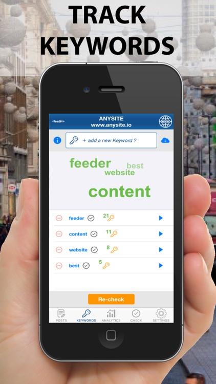 SEO Feeder App