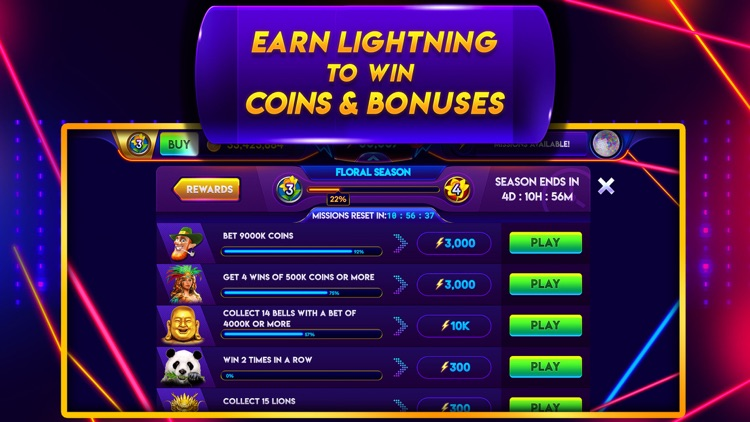 Lightning Link Casino Slots screenshot-4