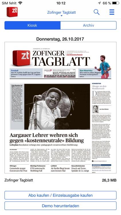 Badisches Tagblatt Epaper