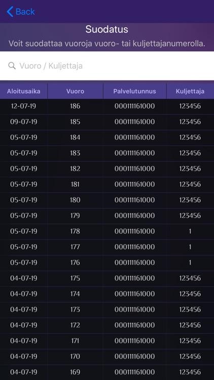 VuoroNet screenshot-4