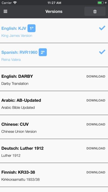 Bilingual Bible Now screenshot-6