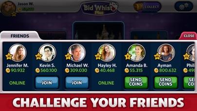 Bid Whist Plus Screenshot