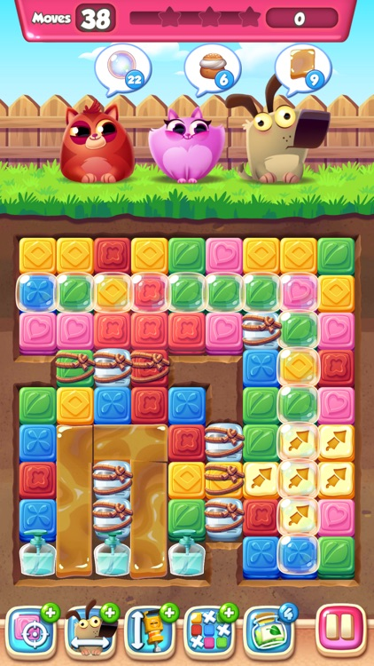 Cookie Cats Blast screenshot-1