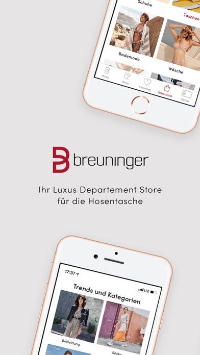Herunterladen Breuninger - Mode & Fashion für Pc