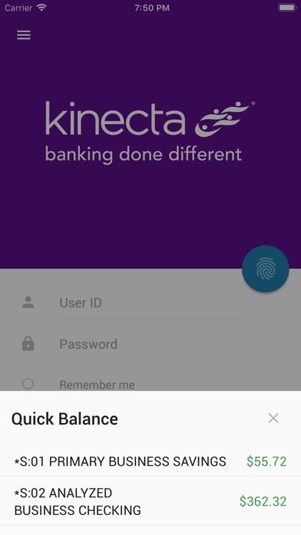 Kinecta Mobile Banking screenshot-3