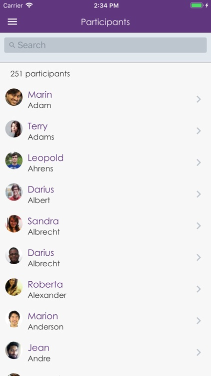 AppCraft Events screenshot-4