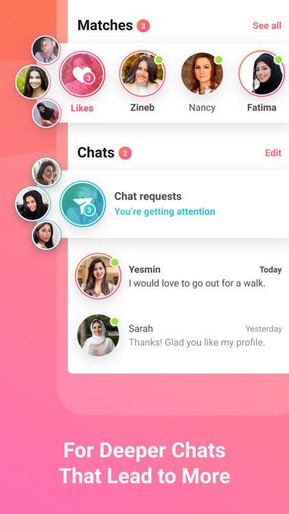 Soudfa - تعرف ودردش للزواج screenshot-3