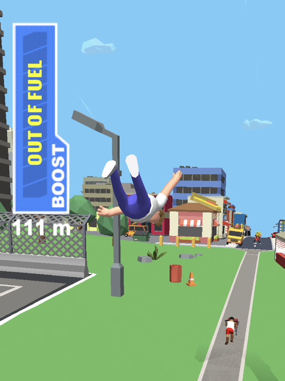 Bike Hop: Crazy BMX Jump 3Dのおすすめ画像3