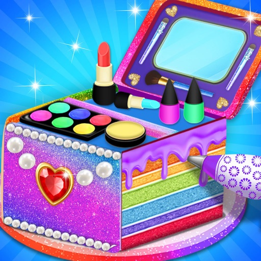 Cosmetic Box Comfy Cakes