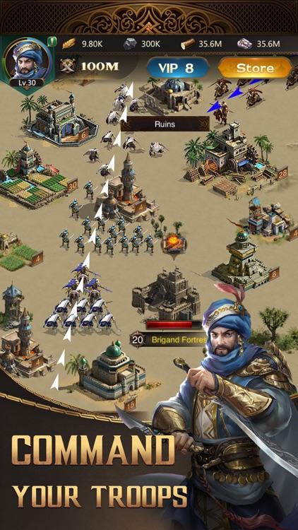 Clash of Sultans screenshot-4