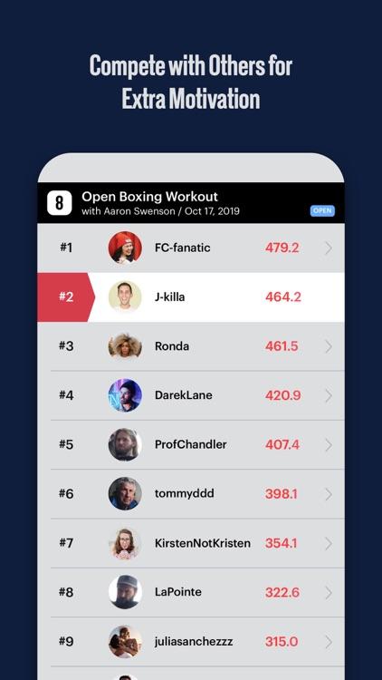 FightCamp - Boxing Workouts screenshot-6