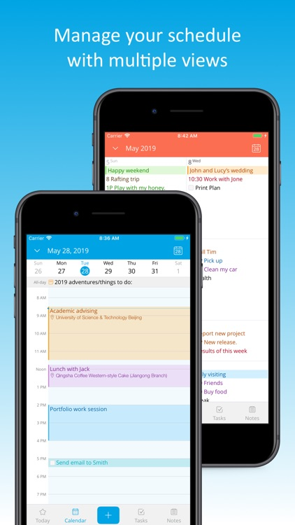 Time Planner - Daily Organizer