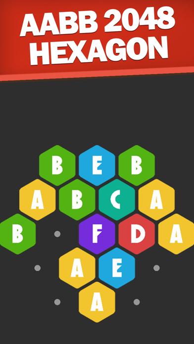 AABB 2048 Hexagon screenshot 4