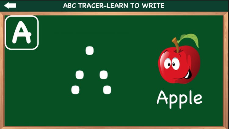 ABC Tracer- 123 Learn to Write screenshot-3