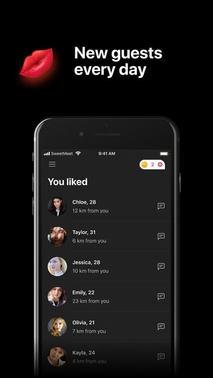 Dating App: Chat, Date & Meet screenshot-5