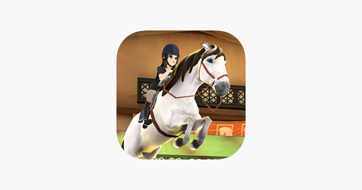 Horse Riding Tales: Wild Pony on the App Store