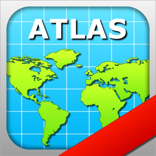 Atlas for iPad Free
