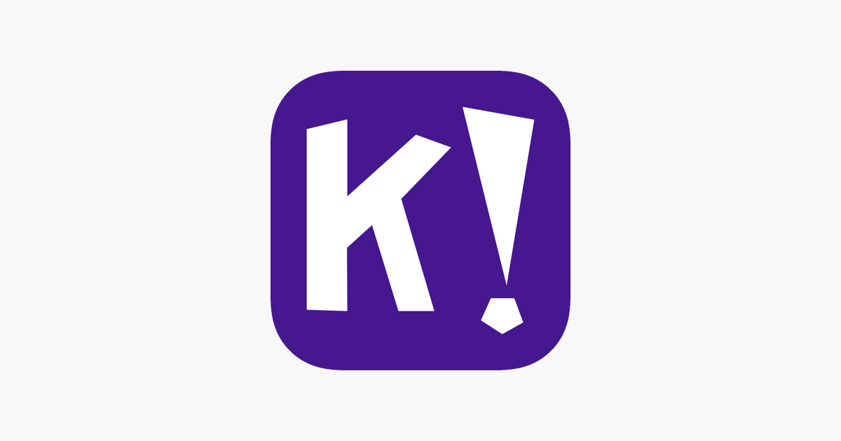 Kahoot! Play & Create Quizzes on the App Store