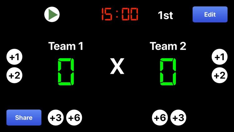 Virtual Scoreboard screenshot-4