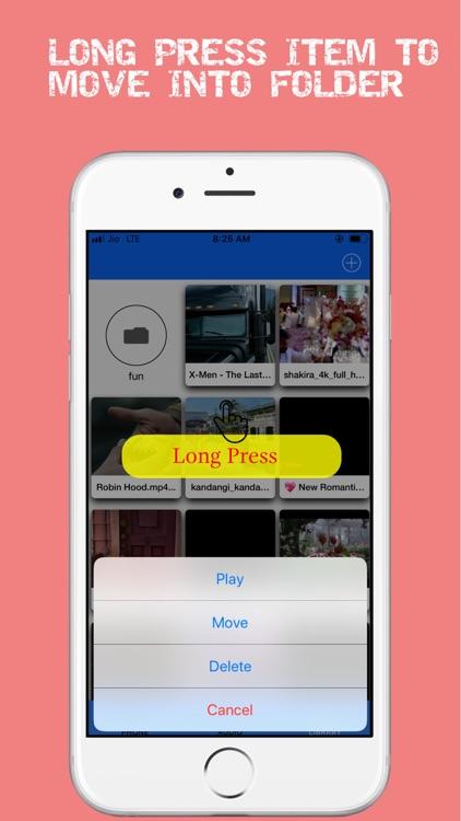 Mx Video Player:Media Player screenshot-6