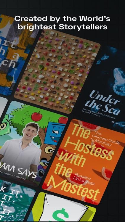 Graphy - Interactive Books screenshot-8