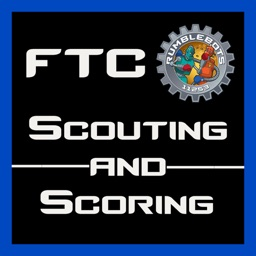 FTC Scouting and Scoring