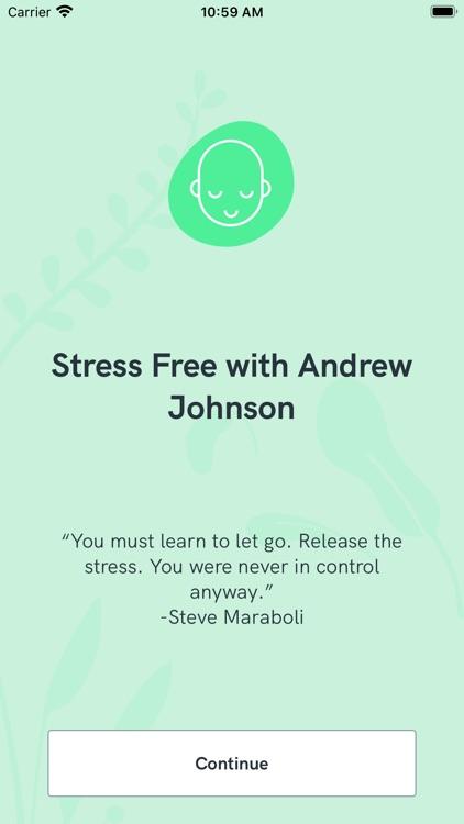 Stress Free with AJ
