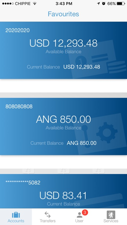 WIB Mobile Banking St Maarten screenshot-1