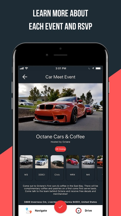 Octane | Car Meets and Cruises