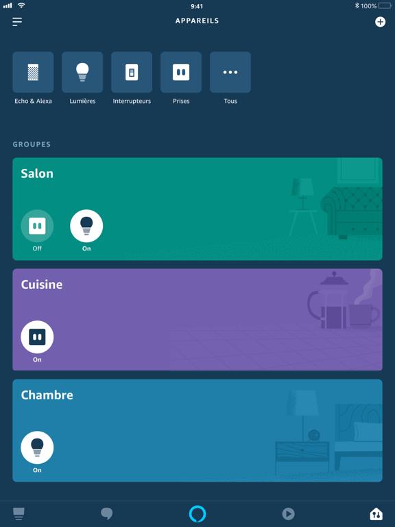 Screenshot #6 pour Amazon Alexa