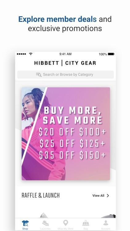 Hibbett | City Gear – Sneakers screenshot-0