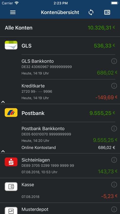 Banking4 screenshot-7