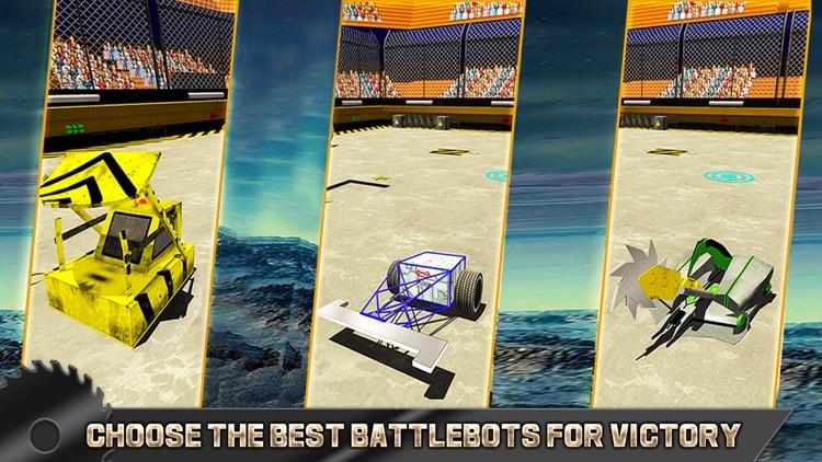 Crash of Battlebots screenshot-3