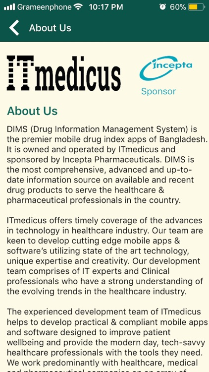 DIMS - ITmedicus screenshot-4