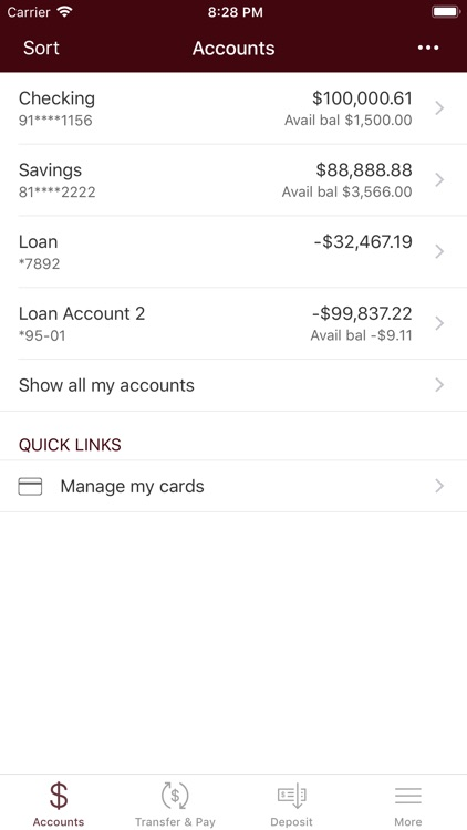 M.Y. Safra Bank-Mobile Banking