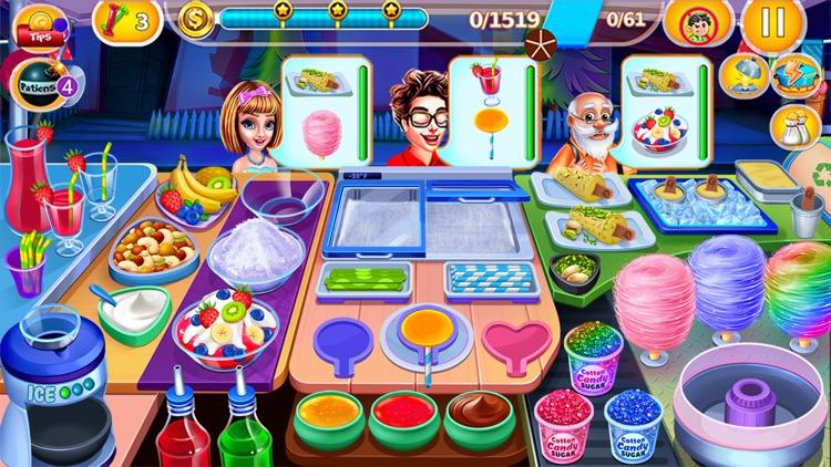 My Cafe Shop Cooking Game screenshot-3