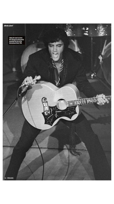 Vintage Rock Presents screenshot two