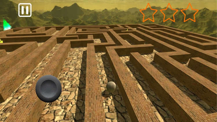 Maze Ball 3D screenshot-1