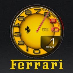 Ferrari Telemetry