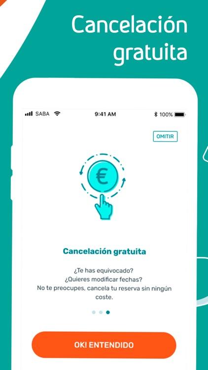 Saba - App de estacionamiento screenshot-7