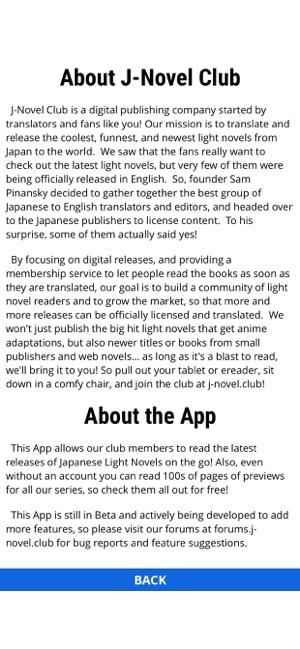 J-Novel on the App Store