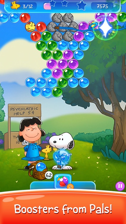Bubble Shooter: Snoopy POP!