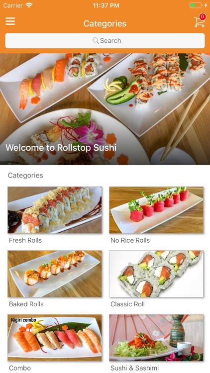 Rollstop Sushi