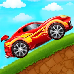 Sports Car Hill Driving Rush