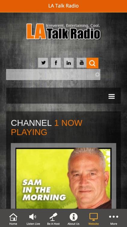 LA Talk Radio screenshot-4