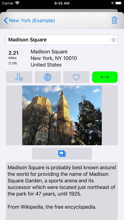 MapMyPlaces screenshot-4