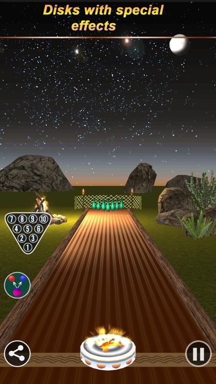 Amazing Bowling Paradise screenshot-9
