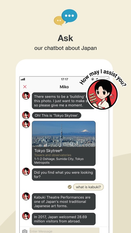 JAPAN Trip -travel guide,chat screenshot-3