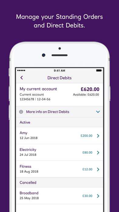 NatWest Mobile Banking screenshot four